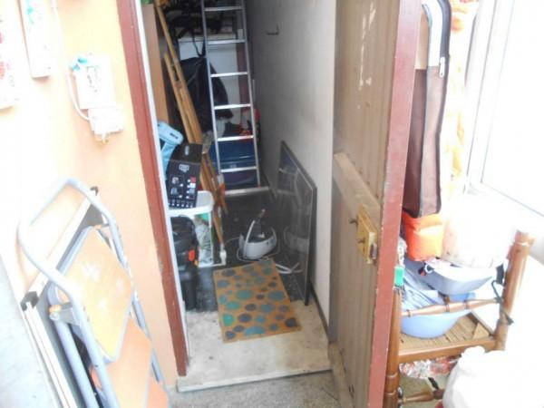Appartamento in vendita a Genova, Adiacenze Via Piaggio, Con giardino, 117 mq - Foto 64
