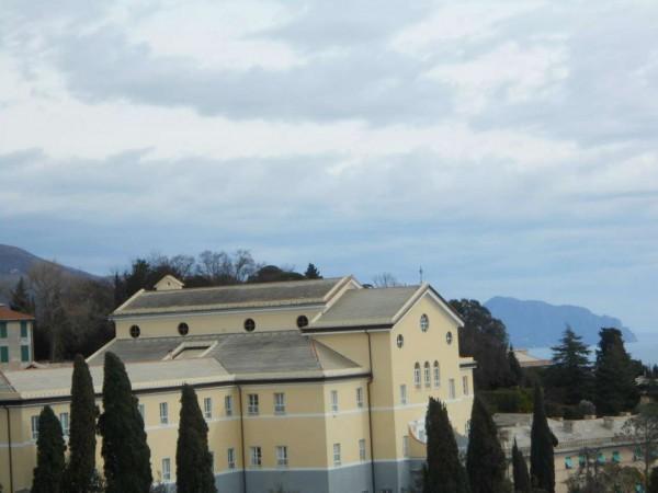 Appartamento in vendita a Genova, Adiacenze Via Piaggio, Con giardino, 117 mq - Foto 11