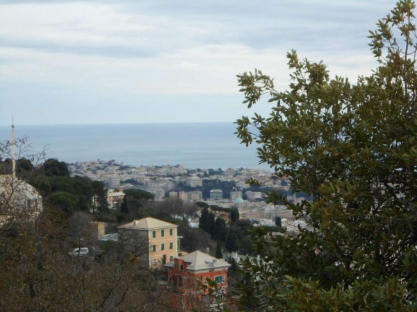 Appartamento in vendita a Genova, Adiacenze Via Piaggio, Con giardino, 117 mq - Foto 7