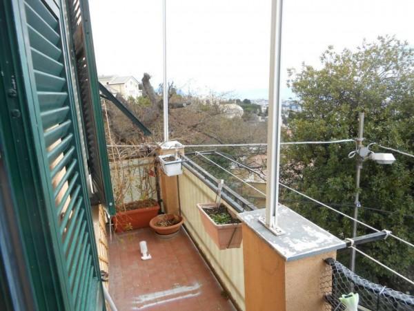 Appartamento in vendita a Genova, Adiacenze Via Piaggio, Con giardino, 117 mq - Foto 67