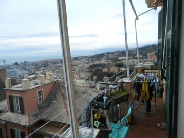 Appartamento in vendita a Genova, Adiacenze Via Piaggio, Con giardino, 117 mq - Foto 37