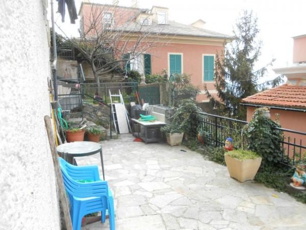 Appartamento in vendita a Genova, Adiacenze Via Piaggio, Con giardino, 117 mq - Foto 32