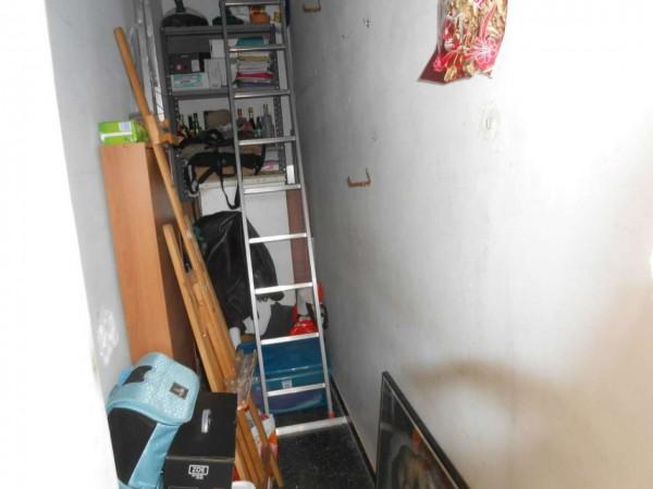 Appartamento in vendita a Genova, Adiacenze Via Piaggio, Con giardino, 117 mq - Foto 35