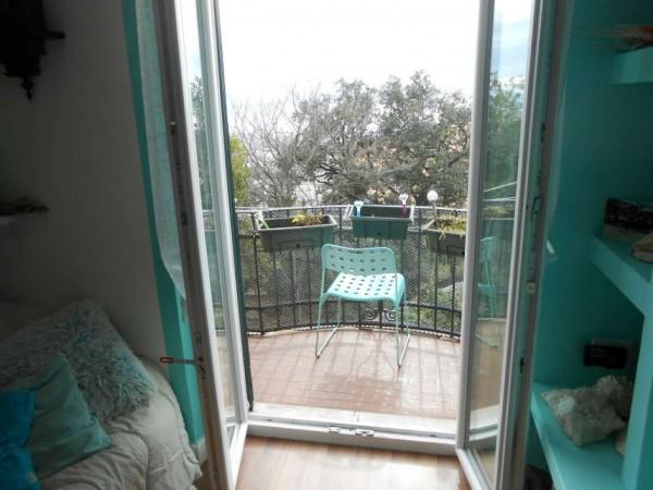 Appartamento in vendita a Genova, Adiacenze Via Piaggio, Con giardino, 117 mq - Foto 39