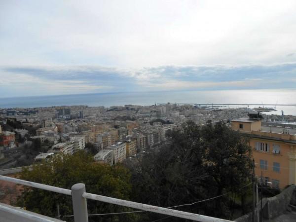 Appartamento in vendita a Genova, Adiacenze Via Piaggio, Con giardino, 117 mq - Foto 19