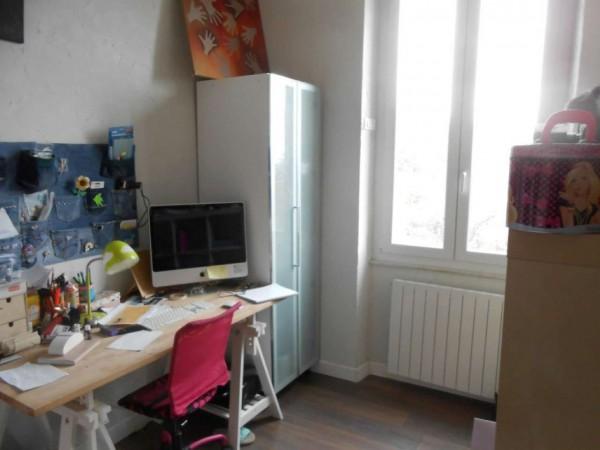 Appartamento in vendita a Genova, Adiacenze Via Piaggio, Con giardino, 117 mq - Foto 71