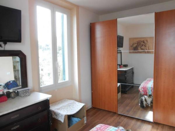 Appartamento in vendita a Genova, Adiacenze Via Piaggio, Con giardino, 117 mq - Foto 48