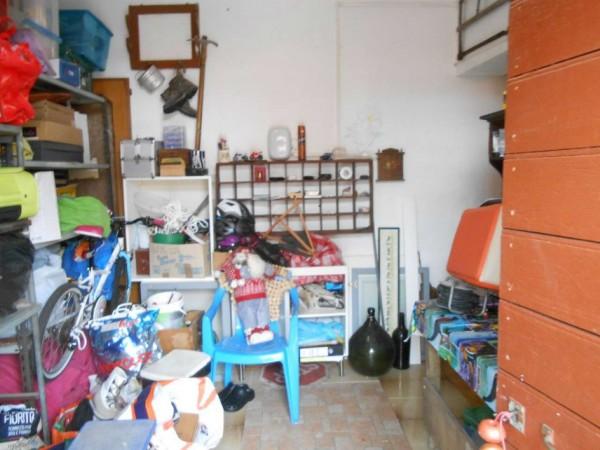 Appartamento in vendita a Genova, Adiacenze Via Piaggio, Con giardino, 117 mq - Foto 28