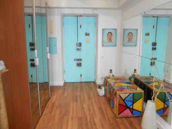 Appartamento in vendita a Genova, Adiacenze Via Piaggio, Con giardino, 117 mq - Foto 59