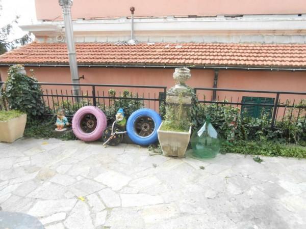 Appartamento in vendita a Genova, Adiacenze Via Piaggio, Con giardino, 117 mq - Foto 30