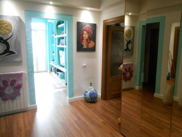 Appartamento in vendita a Genova, Adiacenze Via Piaggio, Con giardino, 117 mq - Foto 80