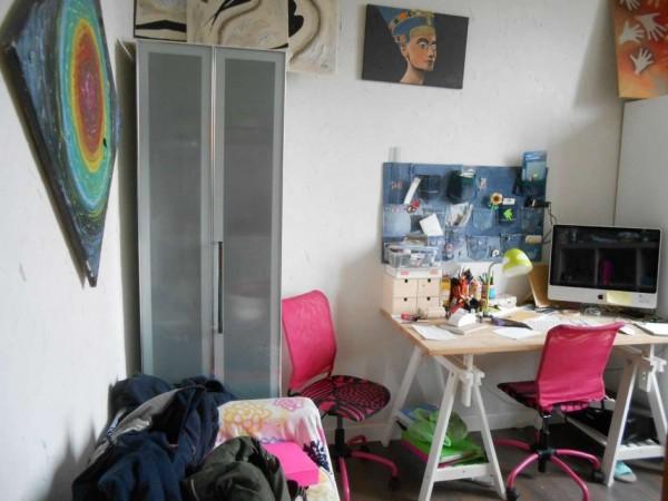 Appartamento in vendita a Genova, Adiacenze Via Piaggio, Con giardino, 117 mq - Foto 42