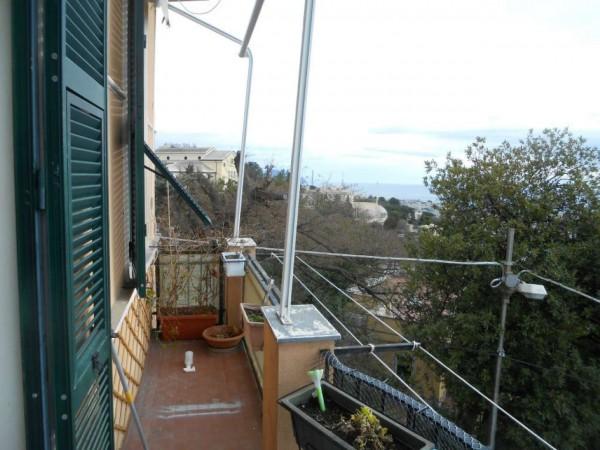 Appartamento in vendita a Genova, Adiacenze Via Piaggio, Con giardino, 117 mq - Foto 36