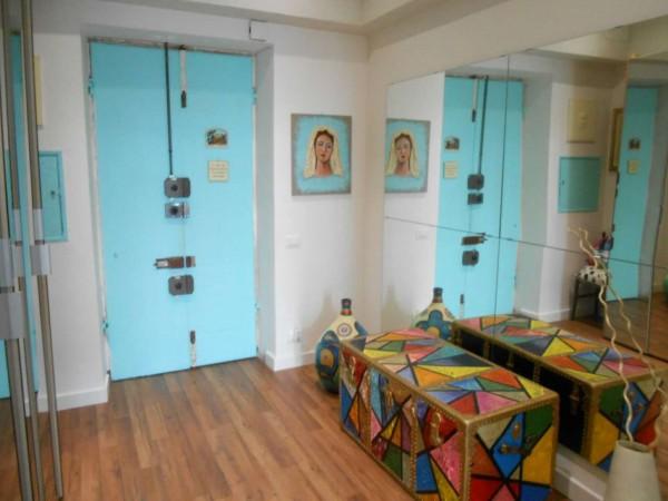 Appartamento in vendita a Genova, Adiacenze Via Piaggio, Con giardino, 117 mq - Foto 79
