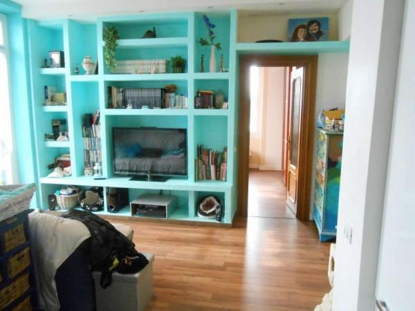 Appartamento in vendita a Genova, Adiacenze Via Piaggio, Con giardino, 117 mq - Foto 56