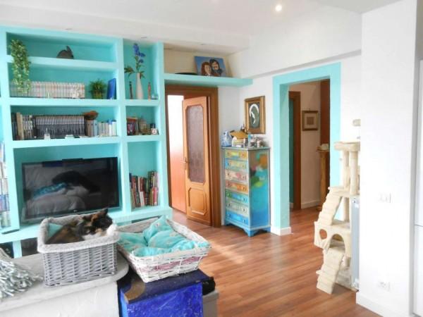 Appartamento in vendita a Genova, Adiacenze Via Piaggio, Con giardino, 117 mq - Foto 78