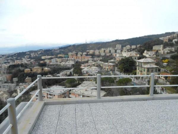 Appartamento in vendita a Genova, Adiacenze Via Piaggio, Con giardino, 117 mq - Foto 20