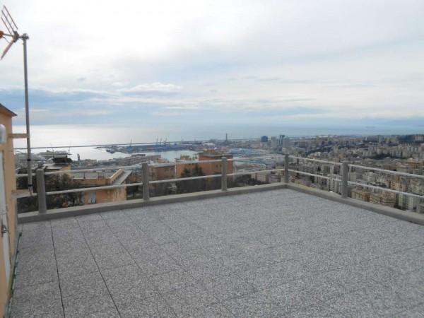 Appartamento in vendita a Genova, Adiacenze Via Piaggio, Con giardino, 117 mq - Foto 23