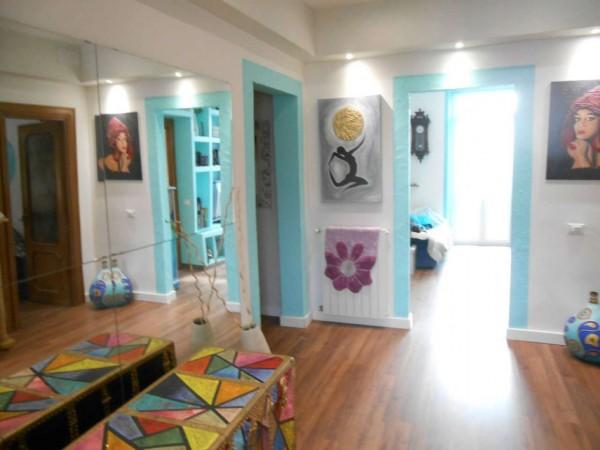 Appartamento in vendita a Genova, Adiacenze Via Piaggio, Con giardino, 117 mq - Foto 1