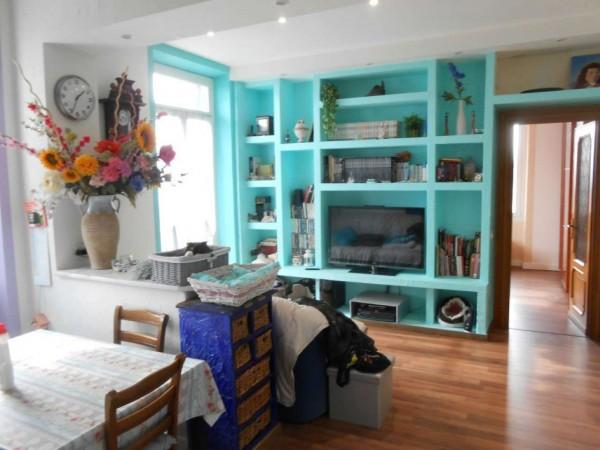 Appartamento in vendita a Genova, Adiacenze Via Piaggio, Con giardino, 117 mq - Foto 54
