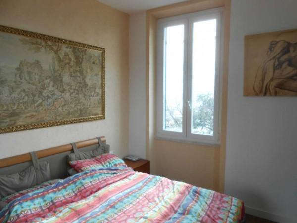 Appartamento in vendita a Genova, Adiacenze Via Piaggio, Con giardino, 117 mq - Foto 47