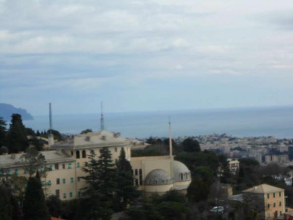 Appartamento in vendita a Genova, Adiacenze Via Piaggio, Con giardino, 117 mq - Foto 10