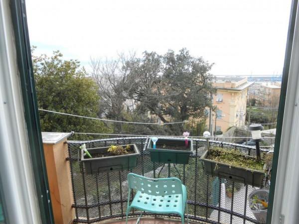 Appartamento in vendita a Genova, Adiacenze Via Piaggio, Con giardino, 117 mq - Foto 66