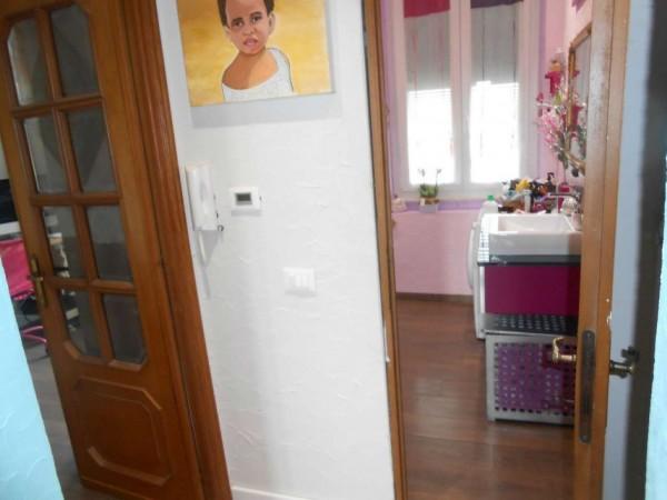 Appartamento in vendita a Genova, Adiacenze Via Piaggio, Con giardino, 117 mq - Foto 40