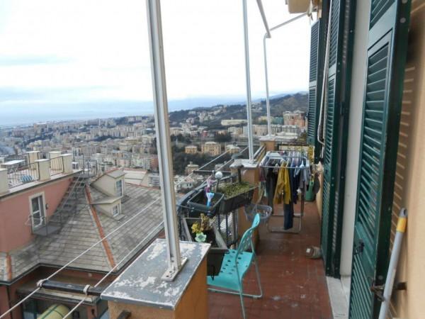 Appartamento in vendita a Genova, Adiacenze Via Piaggio, Con giardino, 117 mq - Foto 38