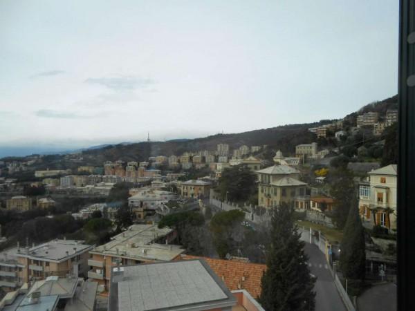 Appartamento in vendita a Genova, Adiacenze Via Piaggio, Con giardino, 117 mq - Foto 6