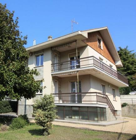 Villa in vendita a Alpignano, Belvedere, Con giardino, 240 mq