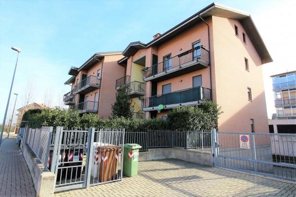 Appartamento in vendita a Pianezza, Cassagna, Con giardino, 70 mq