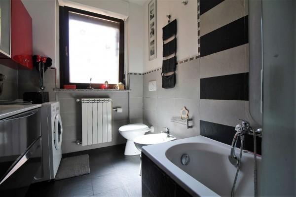 Appartamento in vendita a Pianezza, Cassagna, Con giardino, 70 mq - Foto 9
