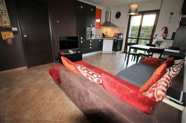 Appartamento in vendita a Pianezza, Cassagna, Con giardino, 70 mq - Foto 10