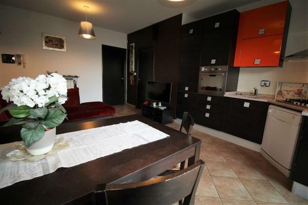 Appartamento in vendita a Pianezza, Cassagna, Con giardino, 70 mq - Foto 12