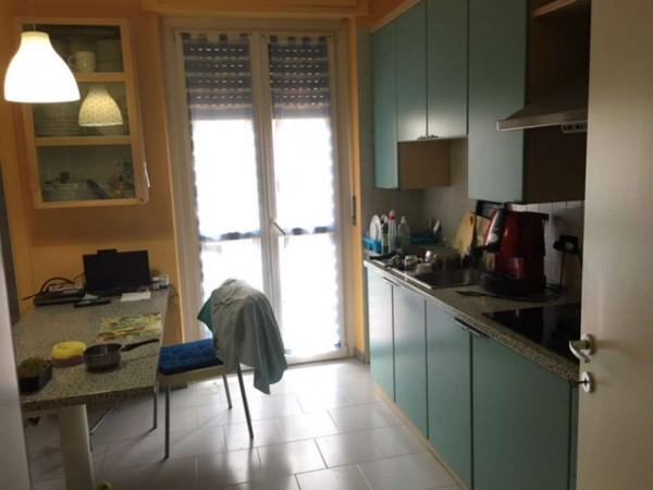 Appartamento in vendita a Alessandria, Villaggio Europa, 100 mq