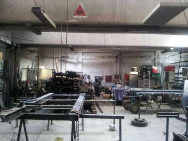 Capannone in vendita a Torino, 170 mq - Foto 14