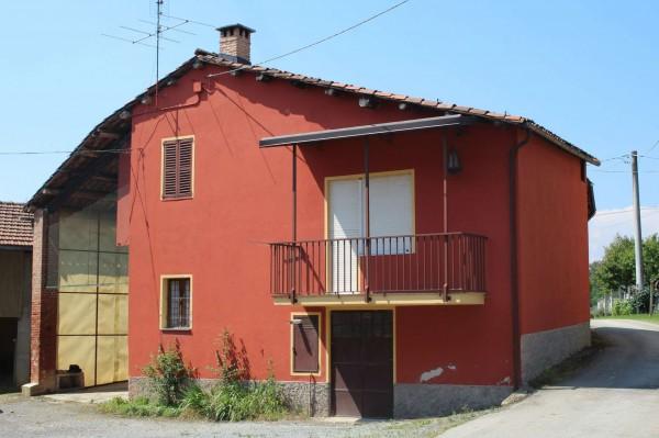 Casa indipendente in vendita a Bastia Mondovì, Minetti Soprani, Con giardino, 100 mq