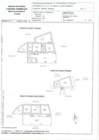 Casa indipendente in vendita a Bastia Mondovì, Minetti Soprani, Con giardino, 100 mq - Foto 7