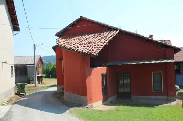 Casa indipendente in vendita a Bastia Mondovì, Minetti Soprani, Con giardino, 100 mq - Foto 4