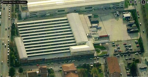 Capannone in vendita a Grugliasco, 10000 mq - Foto 1