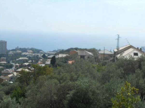 Appartamento in vendita a Genova, Alture Di Quarto, Con giardino, 118 mq - Foto 3