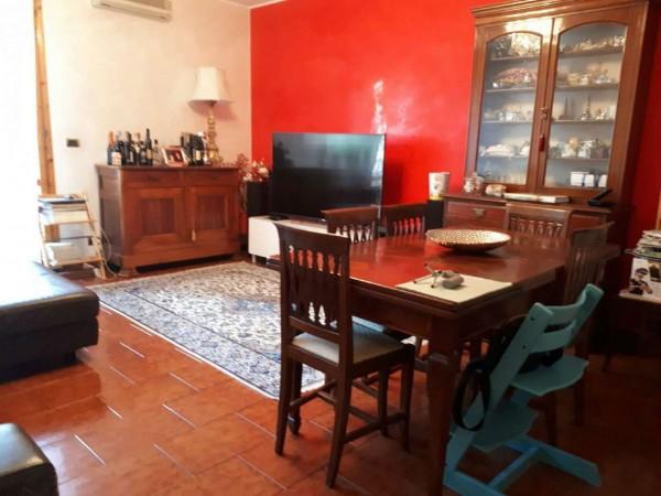 Appartamento in vendita a Roma, Grotta Perfetta, Con giardino, 115 mq