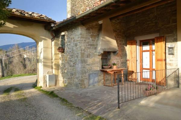 Rustico/Casale in vendita a Figline e Incisa Valdarno, Arredato, con giardino, 67 mq