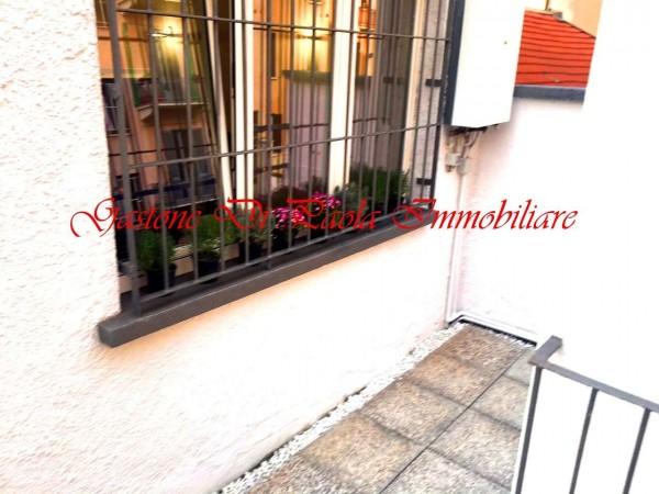 Appartamento in vendita a Milano, Citta' Studi, Arredato, con giardino, 28 mq
