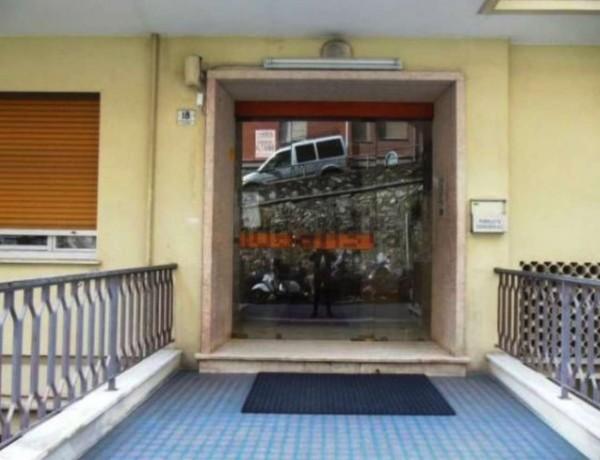 Appartamento in vendita a Genova, Oregina, Con giardino, 91 mq