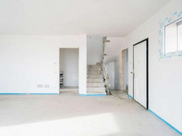 Villa in vendita a Clivio, Con giardino, 220 mq - Foto 21