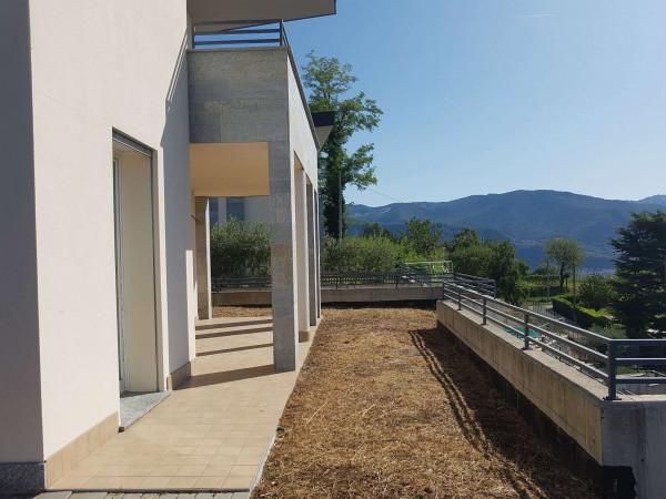 Villa in vendita a Clivio, Con giardino, 220 mq - Foto 35