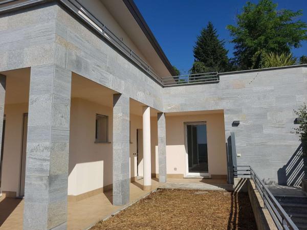 Villa in vendita a Clivio, Con giardino, 220 mq - Foto 39