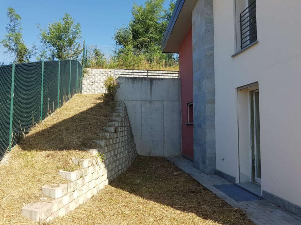 Villa in vendita a Clivio, Con giardino, 220 mq - Foto 27